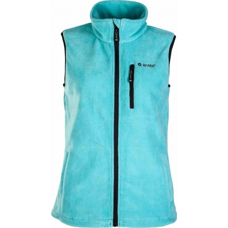 LADY HANTY FLEECE VEST - Dámska fleecová vesta - Hi-Tec LADY HANTY FLEECE VEST - 6
