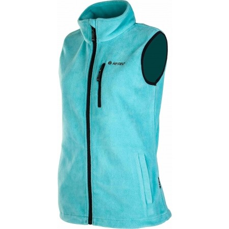 LADY HANTY FLEECE VEST - Dámska fleecová vesta - Hi-Tec LADY HANTY FLEECE VEST - 7