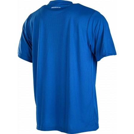 MEMMO MEN TEE - Pánské technické triko s krátkým rukávem - Hi-Tec MEMMO MEN TEE - 4
