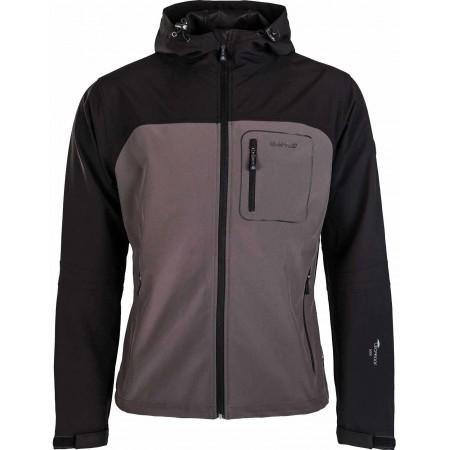 Pánská softshellová bunda - Hi-Tec STEIN - 1