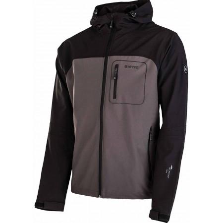 Pánská softshellová bunda - Hi-Tec STEIN - 2