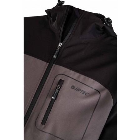 Pánská softshellová bunda - Hi-Tec STEIN - 4