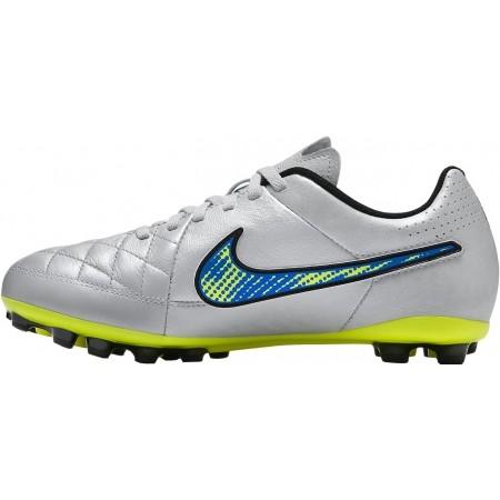 Ghete fotbal de copii - Nike JR TIEMPO GENIO LEATHER AG - 2