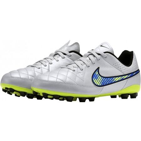 Ghete fotbal de copii - Nike JR TIEMPO GENIO LEATHER AG - 3