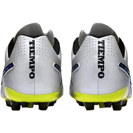 Ghete fotbal de copii - Nike JR TIEMPO GENIO LEATHER AG - 5