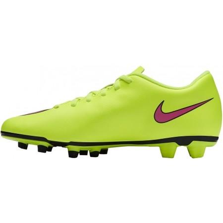 Ghete de fotbal bărbați - Nike MERCURIAL VORTEX II FG - 10