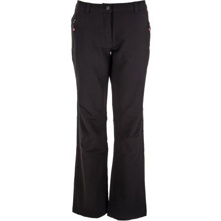 Dámské softshellové kalhoty - Alpine Pro EDIA - 2