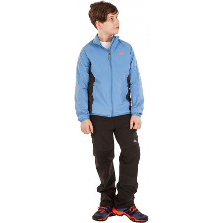 Chlapecká outdoorová bunda - adidas BOYS MIDSKY JACKET - 2