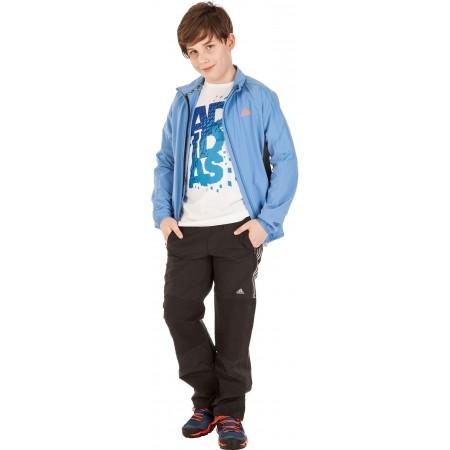 Dětské outdoorové kalhoty - adidas BG MULTI PANTS - 4