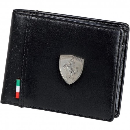 31981352f11 FERRARI LS WALLET M - Pánská peněženka - Puma FERRARI LS WALLET M