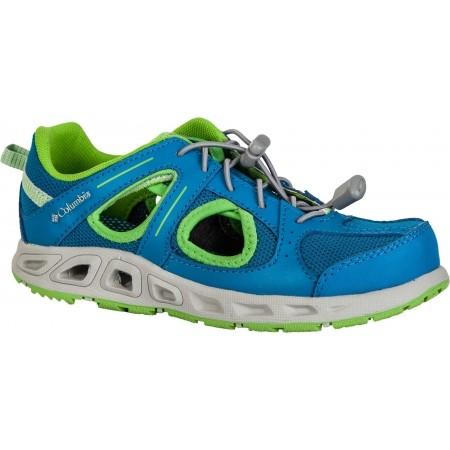 Sportovní obuv pro mládež - Columbia YOUTH SUPERVENT - 4