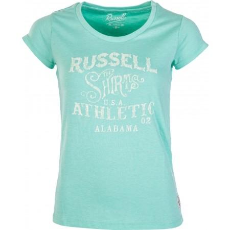 Women's Tee - Russell Athletic TEE VINTAGE - 1