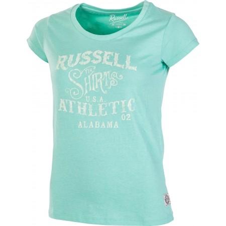 Women's Tee - Russell Athletic TEE VINTAGE - 2
