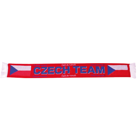 SPORT TEAM KNITTED SCARF
