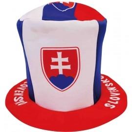 SPORT TEAM KLOBÚK VLAJKOVÝ SR 3 - Vlajkový klobúk