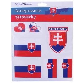 SPORT TEAM TETOVACIE OBTLAČKY SR - Tetovačky pre fanúšikov