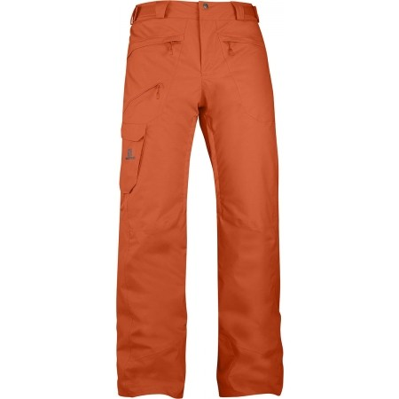 768de9d12 RESPONSE PANT M - Pánske lyžiarske nohavice - Salomon RESPONSE PANT M - 1