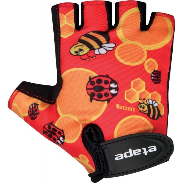 Etape REX červená 5 - Dětské rukavice