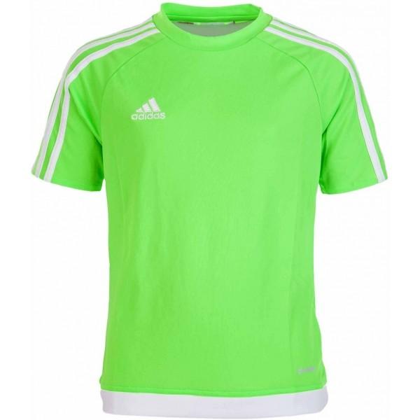adidas ESTRO 15 zelená 152 - Fotbalový dres