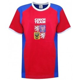 SPORT TEAM TRICOU REPUBLICA CEHĂ COPII - Tricou fani