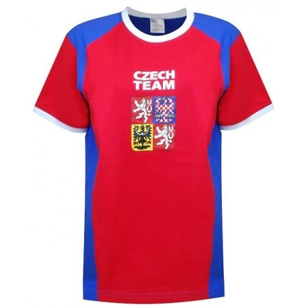 SPORT TEAM CZECH REPUBLIC TEE KIDS - Fans Tee