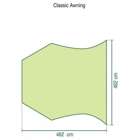 Daszek do namiotu - Coleman CLASSIC AWNING - 2