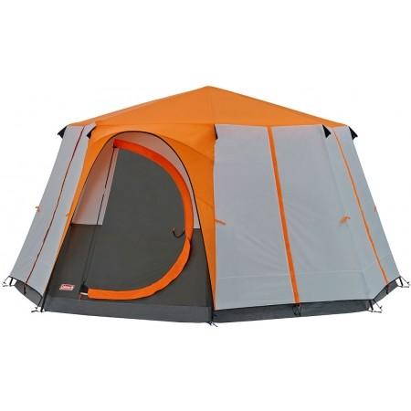 Семейна палатка - Coleman CORTES OCTAGON 8 - 2
