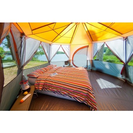 Семейна палатка - Coleman CORTES OCTAGON 8 - 3