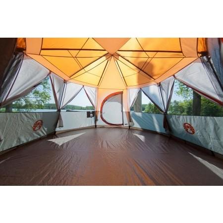 Семейна палатка - Coleman CORTES OCTAGON 8 - 4