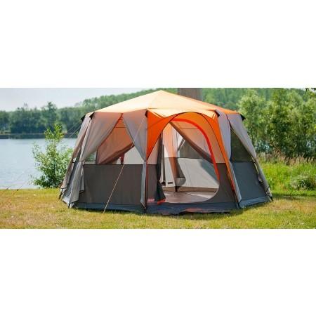 Семейна палатка - Coleman CORTES OCTAGON 8 - 5