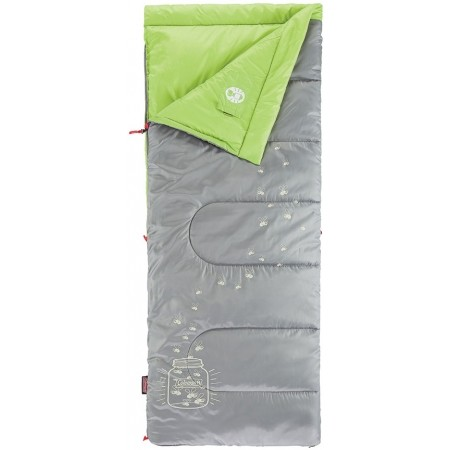Kids' sleeping bag - Coleman YOUTH GLOW IN THE DARK - 2