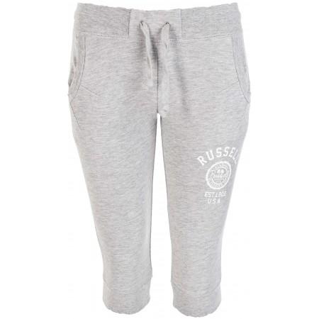 Pantaloni trening damă - Russell Athletic 3/4 PANT VARSITY ROSETTE - 2