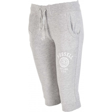 Pantaloni trening damă - Russell Athletic 3/4 PANT VARSITY ROSETTE - 1