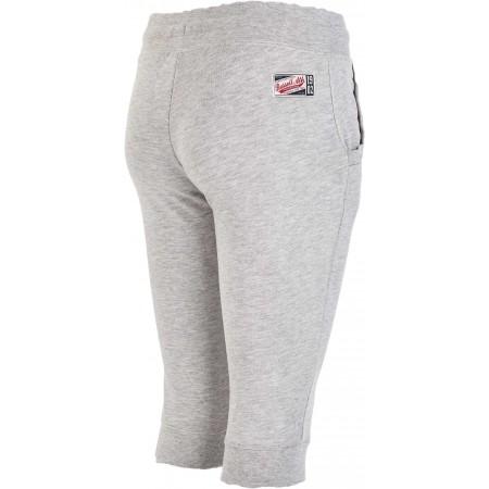 Pantaloni trening damă - Russell Athletic 3/4 PANT VARSITY ROSETTE - 3