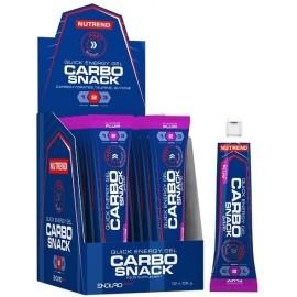 Nutrend CARBOSNACK 55G BORŮVKA TUBA - Energetický gel tuba
