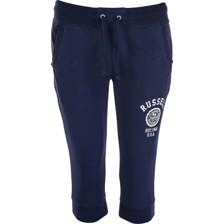 Pantaloni trening damă - Russell Athletic 3/4 PANT VARSITY ROSETTE - 5