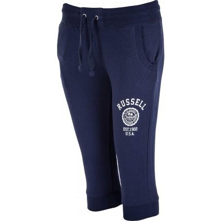 Pantaloni trening damă - Russell Athletic 3/4 PANT VARSITY ROSETTE - 4