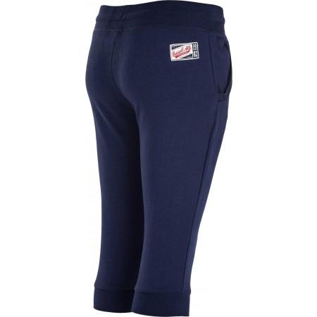 Pantaloni trening damă - Russell Athletic 3/4 PANT VARSITY ROSETTE - 6