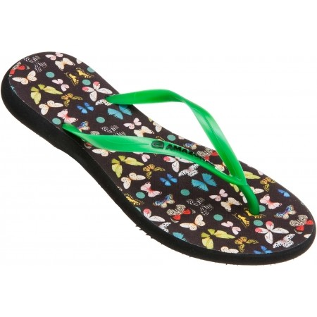 Women's Flip-Flops - Amazonas ENJOY FLIP FLOP - COLAGEM - 1