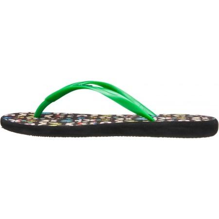 Women's Flip-Flops - Amazonas ENJOY FLIP FLOP - COLAGEM - 2