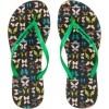 Women's Flip-Flops - Amazonas ENJOY FLIP FLOP - COLAGEM - 4
