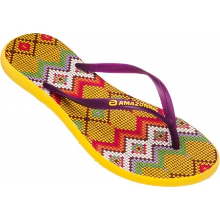 Women's Flip-Flops - Amazonas ENJOY FLIP FLOP - PONTO CRUZ - 1
