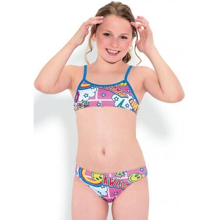 f84bca681 Dievčenské plavky - Axis DIEVČENSKÉ PLAVKY DVOJDIELNE - 2