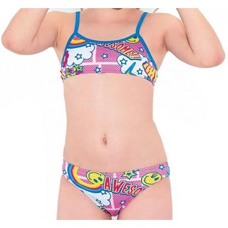f3fe8b6b5 Dievčenské plavky - Axis DIEVČENSKÉ PLAVKY DVOJDIELNE - 1