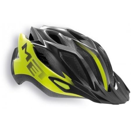 Cyklistická helma - Met CROSSOVER - 2