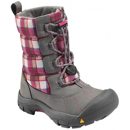 Dětská zimní obuv - Keen LOVELAND BOOT WP K - 1