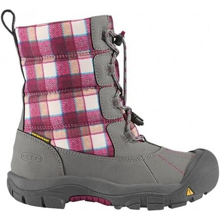 Dětská zimní obuv - Keen LOVELAND BOOT WP K - 2