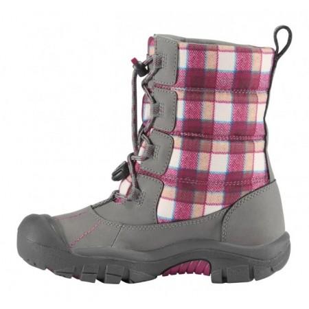 Dětská zimní obuv - Keen LOVELAND BOOT WP K - 3