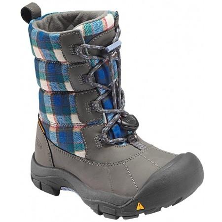 LOVELAND BOOT WP K - Dětská zimní obuv - Keen LOVELAND BOOT WP K - 1