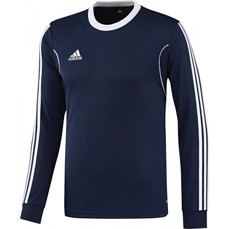 Tricou fotbal copii - adidas SQUAD 13 JSY LS JR - 1